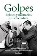 Papel GOLPES RELATOS Y MEMORIAS DE LA DICTADURA
