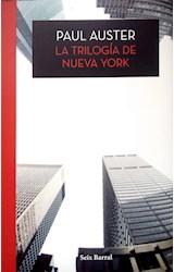 Papel TRILOGIA DE NUEVA YORK (COLECCION BIBLIOTECA PAUL AUSTER)