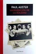 Papel INVENCION DE LA SOLEDAD (COLECCION BIBLIOTECA PAUL AUSTER)