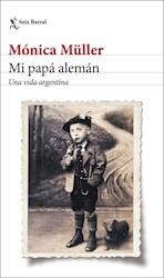 Libro Mi Papa Aleman