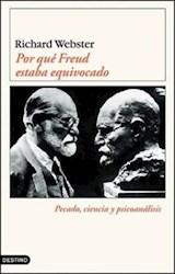 Papel Por Que Freud Estaba Equivocado