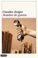 Papel NOMBRE DE GUERRA (COLECCION ANCORA Y DELFIN)