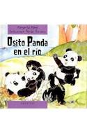 Papel OSITO PANDA EN EL RIO (NANDIBU) (CARTONE)