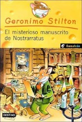 Papel G Stilton 3 - El Misterioso Manuscrito