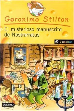 Papel El Misterioso Manuscrito De Nostrarratus (3)
