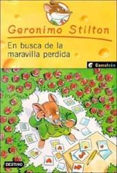 Papel G Stilton 2 - En Busca De La Maravilla Perdida