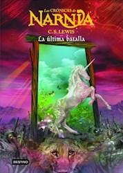 Papel Cronicas De Narnia 7 - La Ultima Batalla