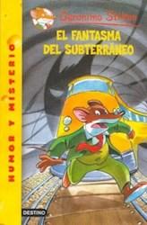 Libro El Fantasma Del Subterraneo
