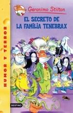Libro 17. El Secreto De La Familia Tenebrax