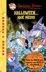 Libro 23. Halloween  Que Miedo !