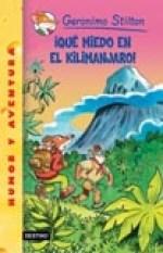 Libro 26. Que Miedo En El Kilimanjaro
