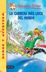 Papel G Stilton 24 La Carrera Mas Loca Del Mundo