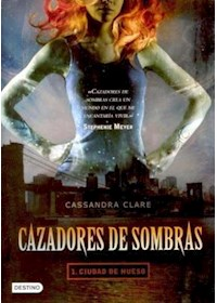 Papel Cazadores De Sombras 1 - Ciudad De Hueso