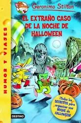 Libro 29. El Extraño Caso De La Noche De Halloween