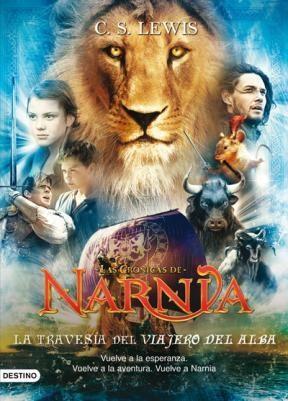 Papel Las Crónicas De Narnia 5. La Travesía Del Viajero Del Alba (Tapa De Película)