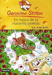 Papel Geronimo Stilton - En Busca De La Maravilla Perdida