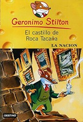 Papel Geronimo Stilton -  El Castillo De Roca Tacaña
