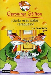 Papel Geronimo Stilton  - Quita Esas Patas Caraqueso