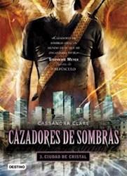 Papel Cazadores De Sombra 3 - Ciudad De Cristal