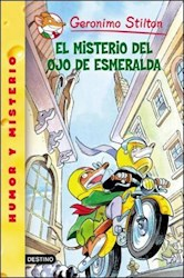 Papel G Stilton 33 El Misterio Del Ojo Esmeralda