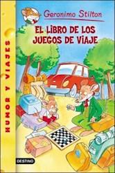 Papel G. Stilton 34 - El Libro De Los Juegos De Viaje