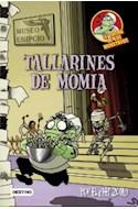 Papel TALLARINES DE MOMIA (COCINA DE LOS MONSTRUOS 2)