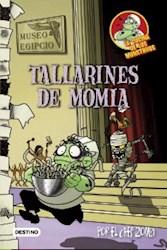 Papel El Chef Zombi - Macarrones Con Zombi