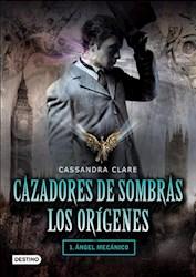 Papel Cazadores De Sombras Los Origenes 1 - Angel Mecanico