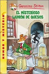 Libro 36. El Misterioso Ladron De Quesos