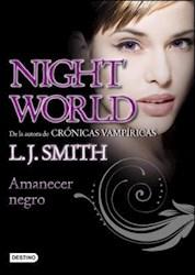 Papel Night World Iv- Amanecer Negro