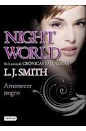 Papel AMANECER NEGRO (NIGHT WORLD 4)