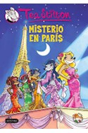 Papel MISTERIO EN PARIS (TEA STILTON 4)