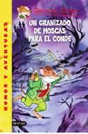 Papel UN GRANIZADO DE MOSCAS PARA EL CONDE (GERONIMO STILTON  38)
