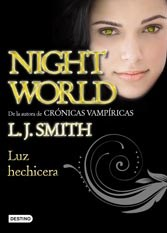 Papel Night World V- Luz Hechicera
