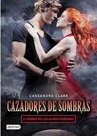Papel Cazadores De Sombras 5 - Ciudad De Las Almas Perdidas.