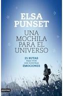 Papel UNA MOCHILA PARA EL UNIVERSO 21 RUTAS PARA VIVIR CON NUESTRAS EMOCIONES (IMAGO MUNDI)
