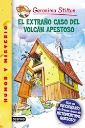 Libro 39. El Extraño Caso Del Volcan Apestoso