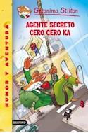 Papel AGENTE SECRETO CERO CERO KA (GERONIMO STILTON 43)