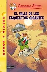 Libro El Valle De Los Esqueletos Andantes