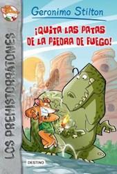 Libro 1. Quita Las Patas De La Piedra De Fuego !