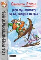 Papel Prehistorratones Geronimo Stilton 3 - Por Mil Mamuts Se Me Congela La Cola