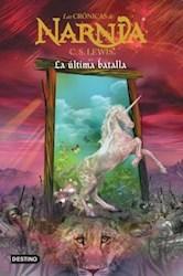 Papel Cronicas De Narnia 7 La Ultima Batalla