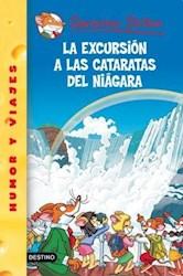 Papel G. Stilton 46 - La Excursion A Las Cataratas Del Niagara