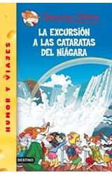 Papel EXCURSION A LAS CATARATAS DEL NIAGARA (GERONIMO STILTON 46)