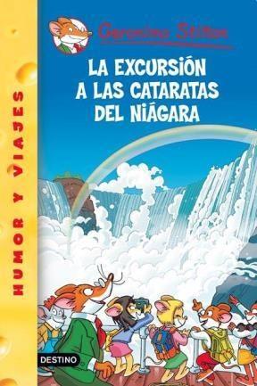 Papel 46. La Excursión A Las Cataratas Del Niágara