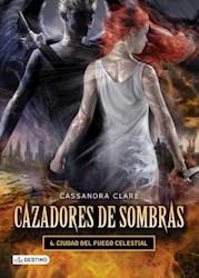 Papel Cazadores De Sombras 6 - Ciudad Del Fuego Celestial