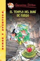 Libro 48. El Templo Del Rubi De Fuego