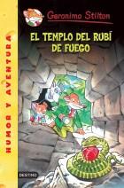 Papel Geronimo Stilton 48 El Templo Del Rubi De Fuego