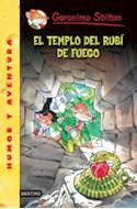 Papel TEMPLO DEL RUBI DE FUEGO (GERONIMO STILTON 48)