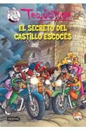 Papel SECRETO DEL CASTILLO ESCOCES (TEA STILTON 9)